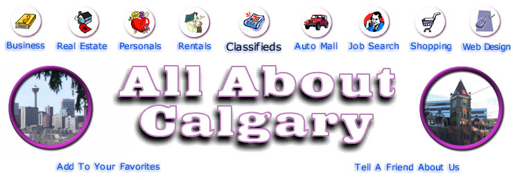 Calgary Classifieds - Bargain Buy and Sell Finder